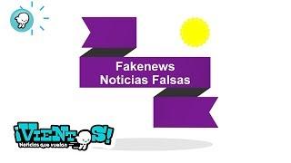 """Breves: """"Pasos para reconocer noticias falsas"""""""