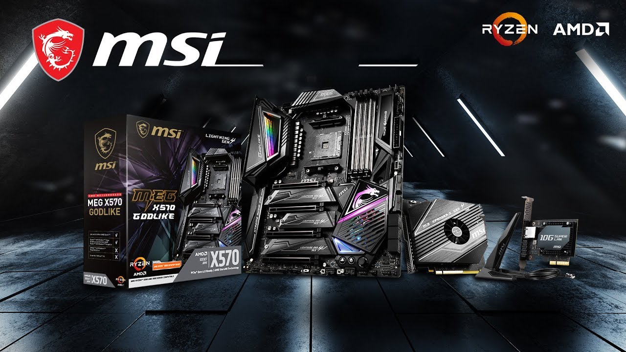Motherboard - The world leader in motherboard design | MSI Global