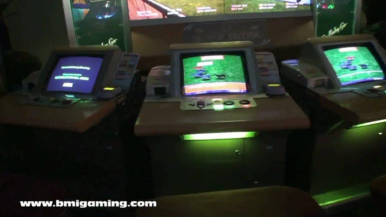 Sega horse racing casino game