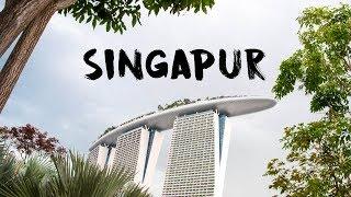 Singapur | Tohle tady stihneš za den!