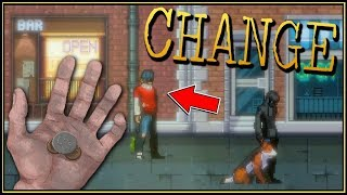 Homeless Survival - HOMELESS MAN PEES ON ME - Change A Homeless Survival Experience EP 15