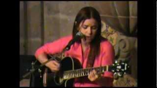 Sara Valenzuela concierto en Casa Zuno -Café con letras- Parte 1