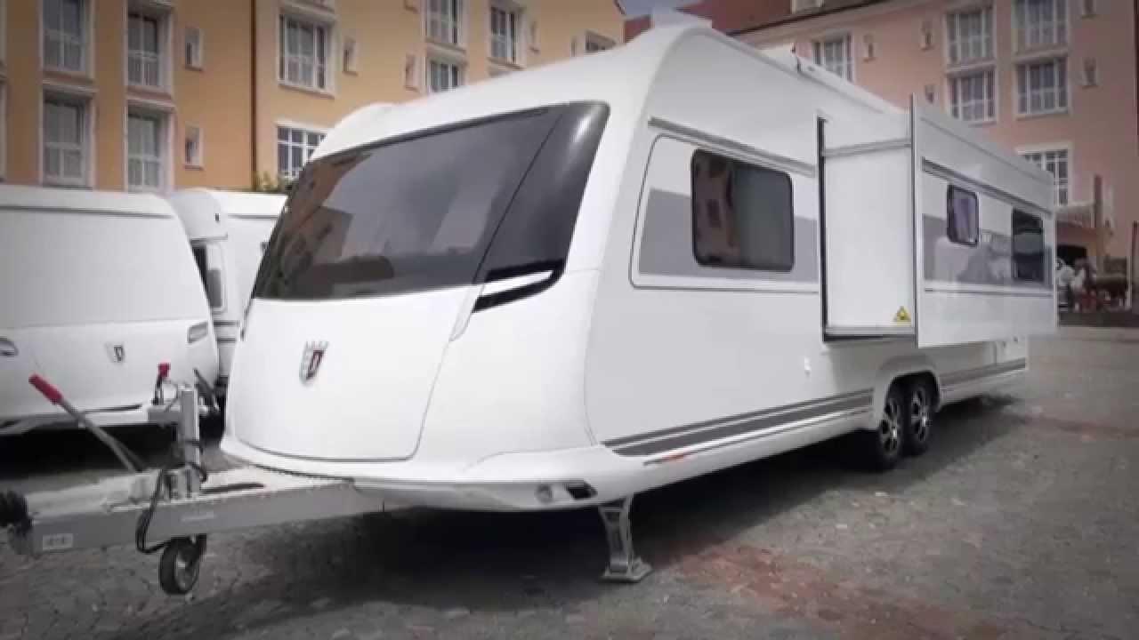 a0bbe15fb871d4 Caravan Tabbert Cellini 750 HTD Slide Out