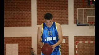 Gabriel Divic Basketball Highlights