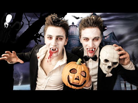 Get SkillTwins Ultimate Halloween Party! Pictures