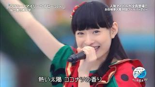 FNSにて欅坂46の前に披露されこの曲を聞いてファンになった欅坂ファンも...