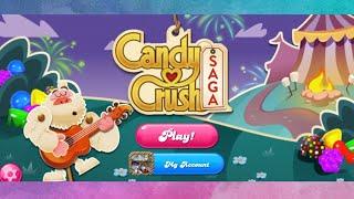 CANDY CRUSH SAGA LEVEL 3,185 screenshot 3