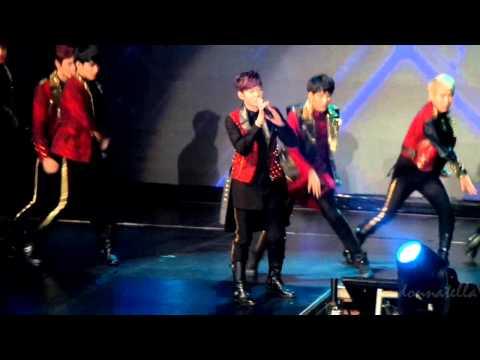 [FANCAM] 140202 DKFC2 BTOB - I Only Know Love