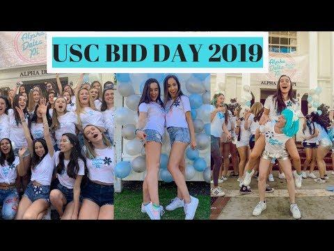 USC Bid Day
