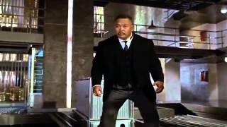 James Bond vs Oddjob (Goldfinger)