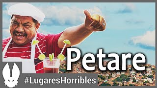 Los lugares más horribles del mundo: Petare. VIDEO MONETIZACION DENEGADA