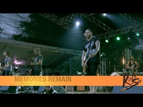#2 Thirteen Days - Memories Remain @Rock den See 2015