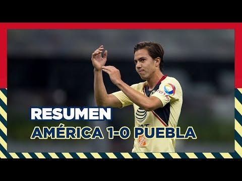 Resumen | América 1 - 0 Puebla | Liga MX - Clausura 2019 - Liga MX - Jornada 10 | Club América