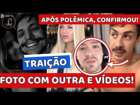 FOTO COM OUTRA: SAULO É ALVO DE ESPECULAÇÕES E SE EXPLICA CARLINHOS MAIA TBM SE EXPLICA