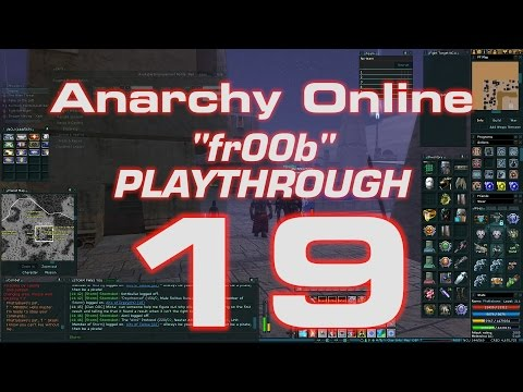Anarchy Online 18.8 - Teh fr00b Playthrough # 19 (Teh Fixer grid -2 )