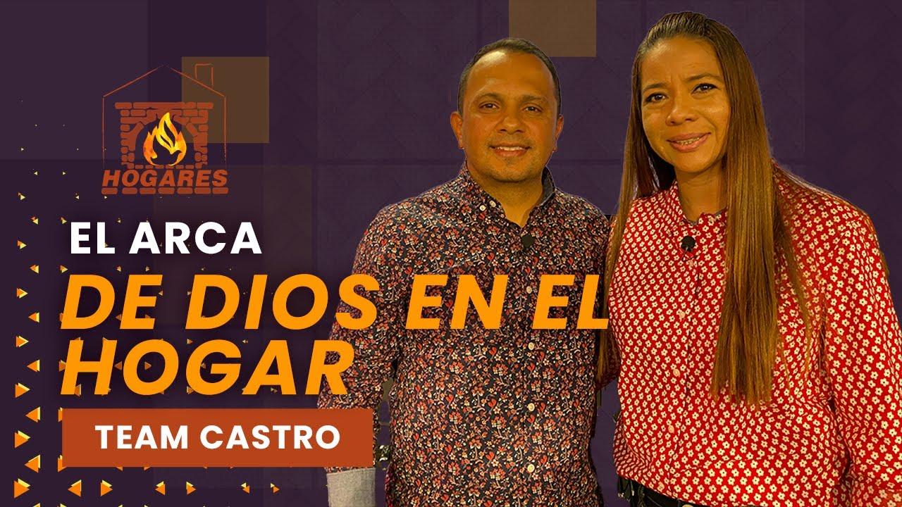 Team Castro Conferencia Hogares 2021 Sesion 6