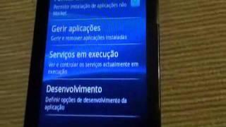 Sony Ericsson Xperia Unlocking Software Guide for x8/x10 mini/u20/E15/E16 (Spanish/Portuguese)