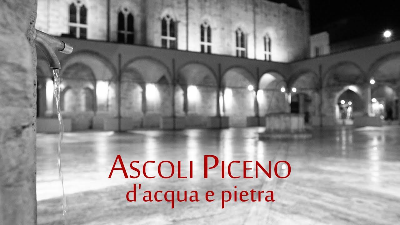 Ascoli Piceno, Acqua e Pietra