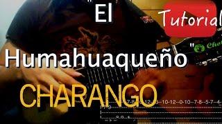 El Humahuaqueno - Carnavalito charango tutorial