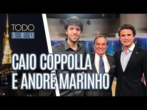Caio Coppolla e André Marinho - Todo Seu (29/01/19)