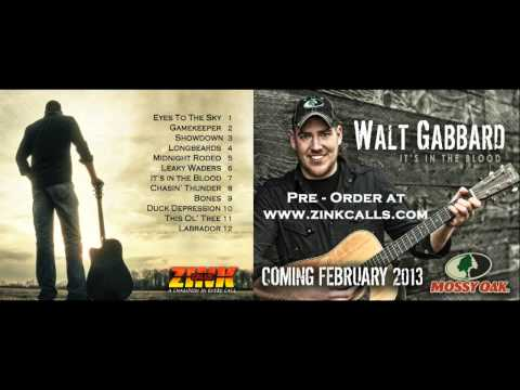Walt Gabbard - Duck Depression -NEW 2013