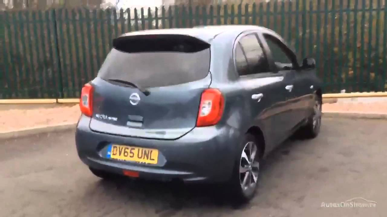 nissan micra n tec grey 2015 youtube. Black Bedroom Furniture Sets. Home Design Ideas