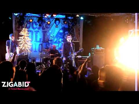 Anti-Flag performs Drink Drank Drunk at the 2010 Rock to Roll Benefit in Los Angeles