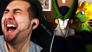 WHAT IS GOING ON?!?!?!?! | Kaggy Reacts to Perfect Cell VS Jiren Part 3