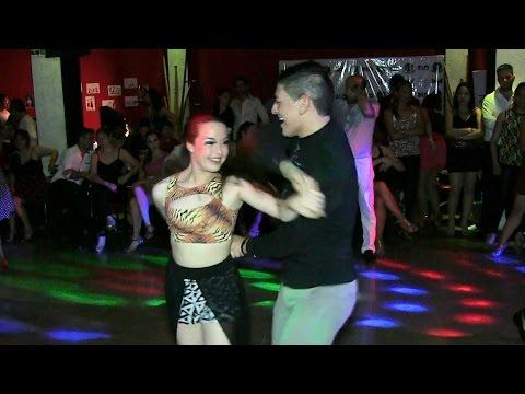 Comadreja Salsa Congress 2015 ~ Social ~ Camila Blanes & Ricardo Vega