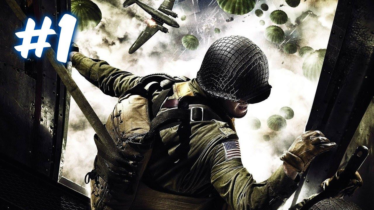 Medal Of Honor: Airborne Walkthrough HD