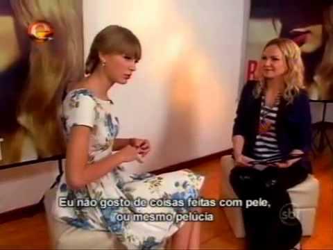 Eliana - Eliana entrevista Taylor Swift e Paula Fernandes