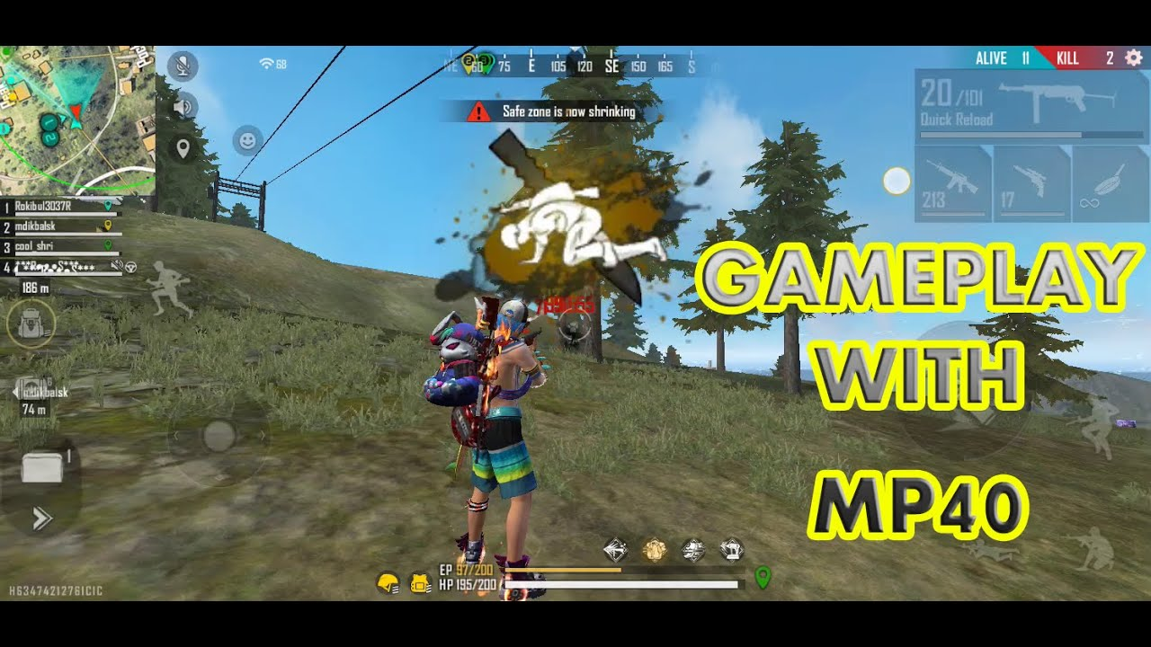 Free Fire Game Online Garena Free Fire Gameplay Online Free Fire Any Gamers Youtube