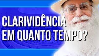 Waldo Vieira - Clarividência: Quanto Tempo Para Desenvolver A Clarividência?