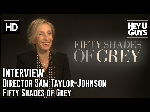 Director Sam Taylor-Johnson Interview - Fifty Shades Of Grey