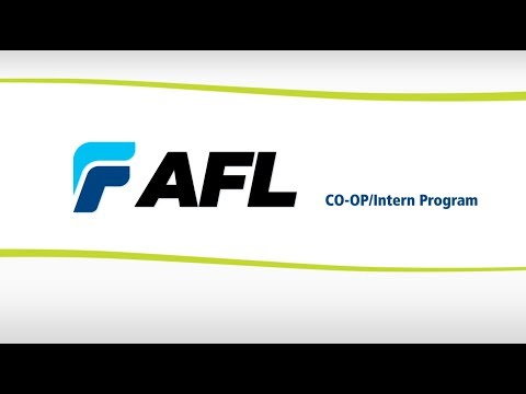 2018 Co-op and Intern Interviews