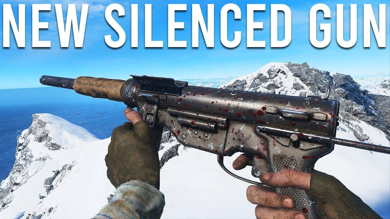 Battlefield 5 Silenced SMG tem um truque na manga + vídeo