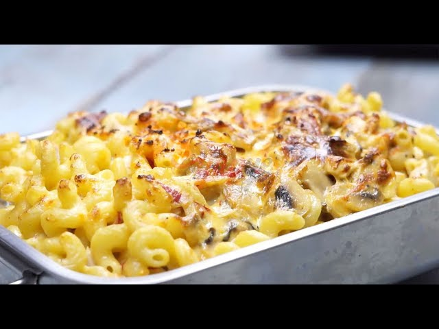 Tavuklu Peynirli Makarna Tarifi, Nasıl Yapılır?