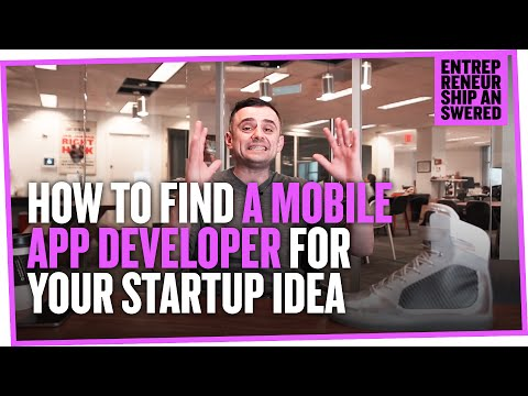 How to Find a Mobile App Developer For Your Startup Idea