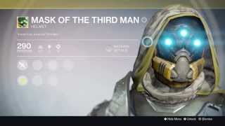 Destiny - Mask of the Third Man (Year 2) Summary Review