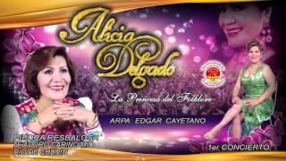 ALICIA DELGADO-PIEDRA RESBALOSA-TE ADORO CARIÑO MIO-RIO DE CHURIN-1ER CONCIERTO YouTube Videos