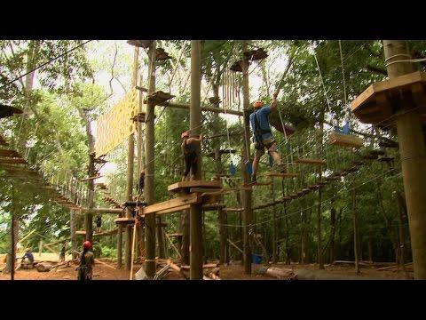 Asheville Adventure Park | NC Weekend | UNC TV