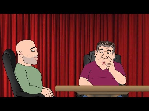 Joey Diaz's Nose Doctor Moment - JRE Toons