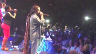 "Damian Marley ""Set Up Shop"" and ""Affairs of the Heart"" Live in NYC"