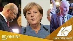 Bundestagswahl 2017: Das sind die Gewinner und Verlierer