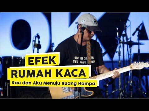 [HD] Efek Rumah Kaca - Kau dan Aku Menuju Ruang Hampa (Live at LOKASWARA, Yogyakarta)