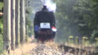 150 éves a Déli Vasút , ennek alkalmából nosztalgia szerelvény, a 1...