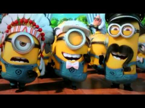 Despicable Me 2 - Minion Dance Y.M.C.A