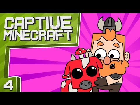 A BABBY! - Captive Minecraft 1.10 [#4]