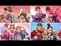 COUPLE HERO TERFAVORIT 2017 - 2020 | Mobile Legends : Bang Bang