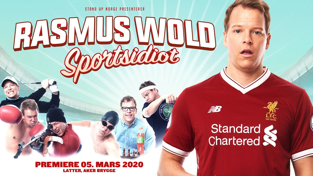 Rasmus Wold Sportsidiot Promo Youtube